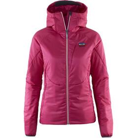 Elevenate W's Combin Hood Jacket Cerise